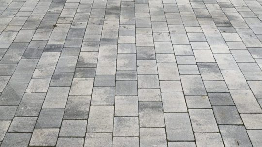 En god omgang betonfliser