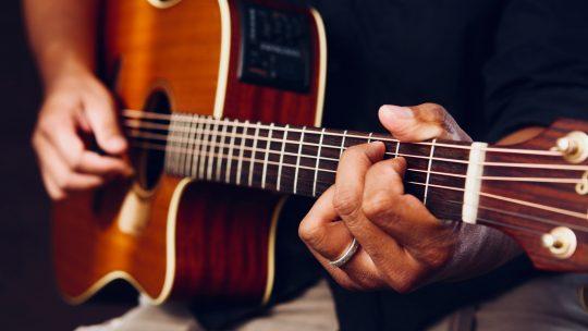 En god omgang musikundervisning