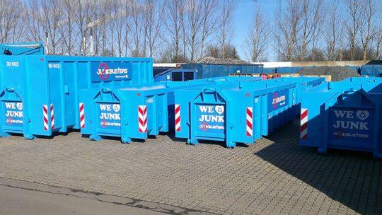 Affaldscontainer til dit affald